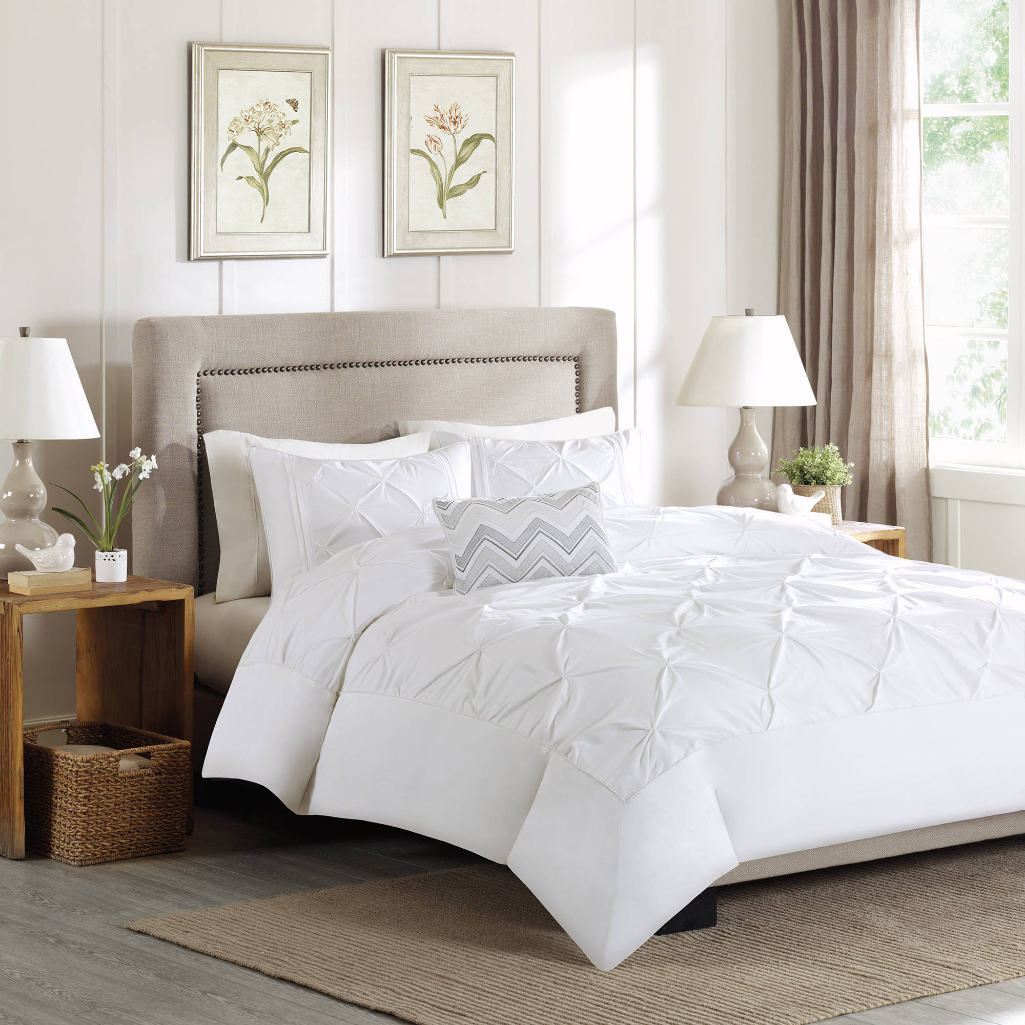 white new sets web lincoln full cover duvet maison seersucker blanche