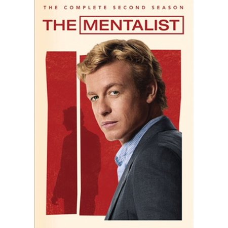 The Mentalist: The Complete Second Season (DVD) ()