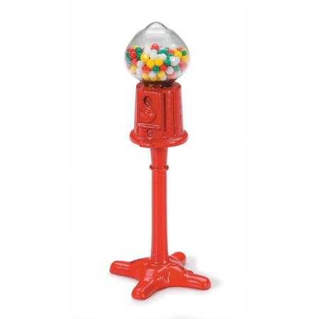 Timeless Minis Miniature Gumball Machine on Stand