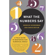 What the Numbers Say - eBook