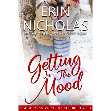 Get Into The Halloween Mood (Getting In the Mood - eBook)