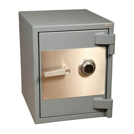 International Fortress w High Security Key Lock (23.5 in. x 21 in. x 28 in. - Combination Lock)