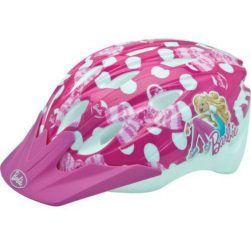 Barbie Pedalin' Pretty Bike Helmet, Child