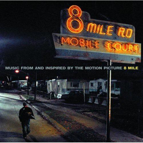 8 Mile (Eminem) (CLN) Soundtrack