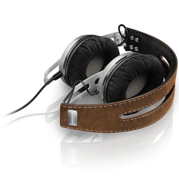 (Refurbished) Sennheiser M2OEG Momentum On-Ear Stereo Audio Headphones Black Android