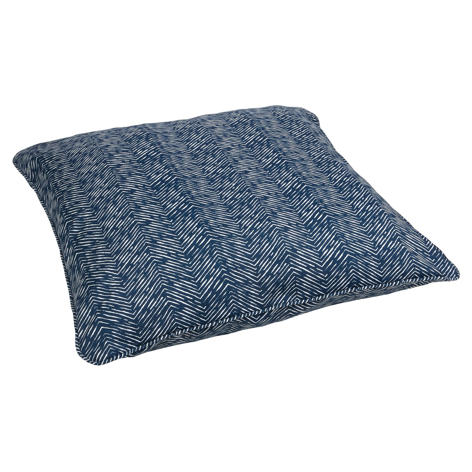 Mozaic Company Chloe Corded Indoor/Outdoor 26 in. Floor Pillow