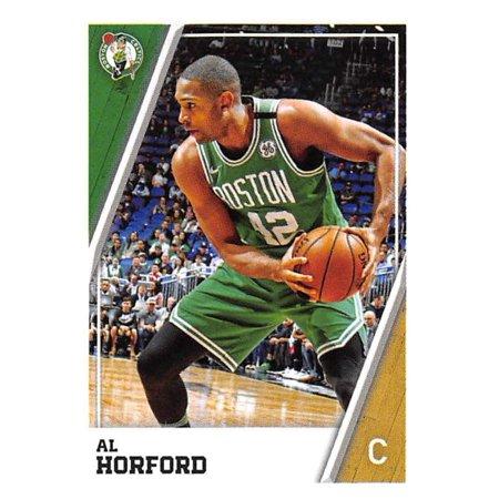 2018-19 Panini NBA Stickers #30 Al Horford Boston Celtics Basketball