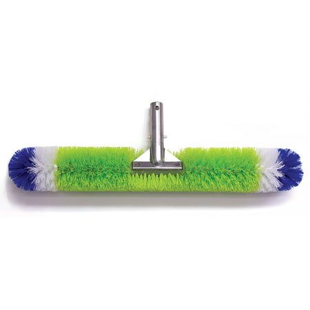 Blue Wave 24 Quot 360 176 Brush A Round Pool Brush Walmart Com