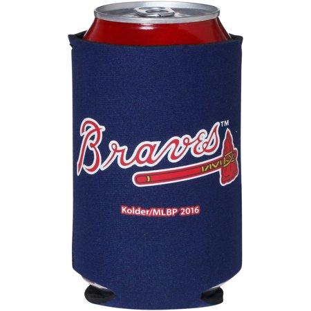Atlanta Braves 12oz. Tomahawk Collapsible Can Kaddy - No Size (Braves Tomahawk)