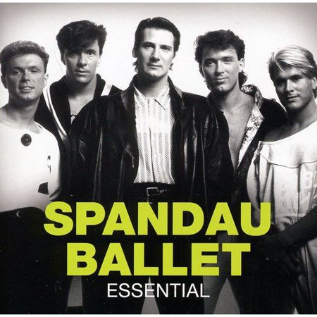 ESSENTIAL [SPANDAU BALLET] [CD] [1 DISC] Ballet Class Music Cd
