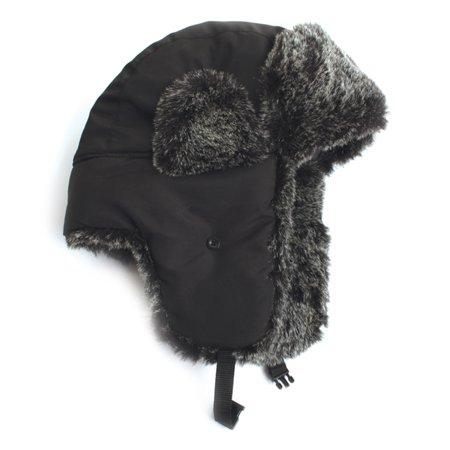 City Hunter W200n New Solid Trapper Hat (Khaki)](Crocodile Hunter Hat)