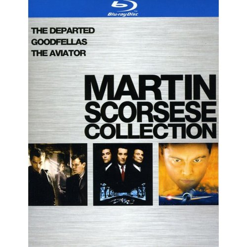 Martin Scorcese Collection: The Departed / Goodfellas / The Aviator (Blu-ray)  (Widescreen)