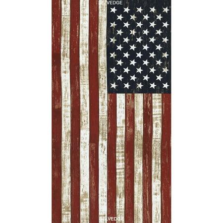 timeless treasures flag 24 inch american flag panel