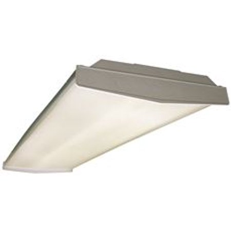 Simkar Decorative Ceiling Fluorescent Light Fixture, 4 Ft.