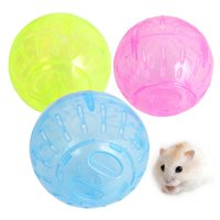 Pet Small Toy Hamster Running Ball, Random Color Delivery, Size: Diameter: 12cm