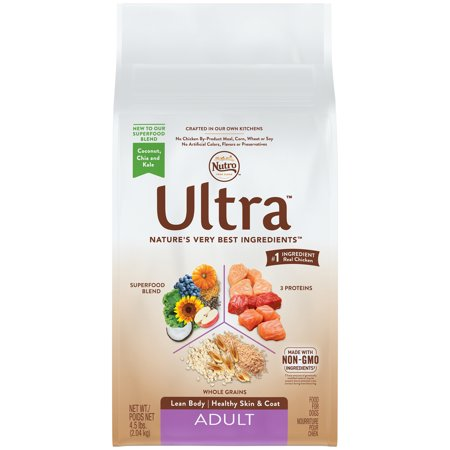 Nutro Ultra Dog Food >> Nutro Ultra Adult Dry Dog Food 4 5 Pounds