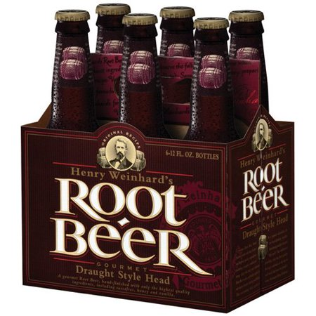 Image result for henry weinhard root beer
