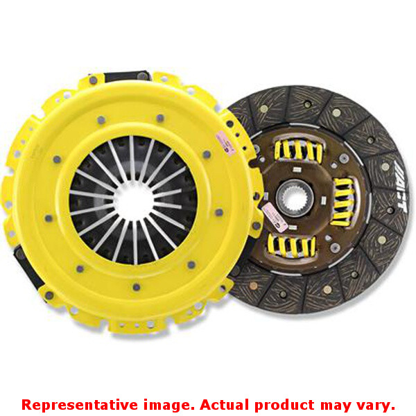ACT TM1-XTSS XT Clutch Kit Fits:TOYOTA 1991 - 1995 MR2 TURBO L4 2.0 T DOHC;
