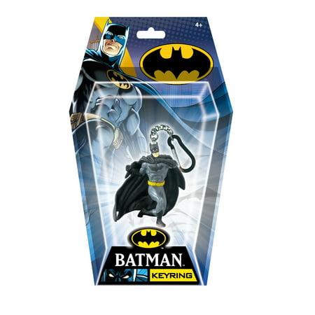 PVC Figural Key Chain - DC Comic - Batman Punching Figure New Toys 45073