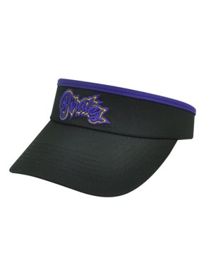 new concept 06354 554a6 Product Image NCAA East Carolina Pirates ECU Top of the World Womens Cut  Sun Visor Hat Black