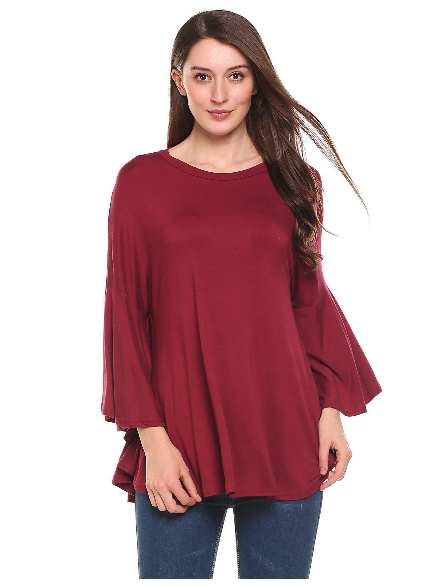 Meaneor Womens Blouses Shirts Walmart Com