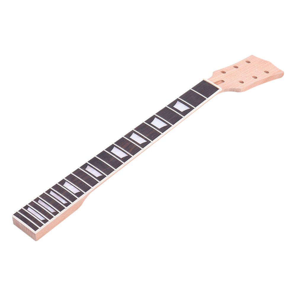 22 Frets Mahogany Neck Rosewood Fretboard Fingerboard for Gibson LP Style Electric Guitar... by