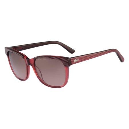 Lacoste - Sunglasses LACOSTE L 700 S 615 RED - Walmart.com 7af2277151