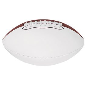 - Signature Series Full Size Generic Football (deflated)