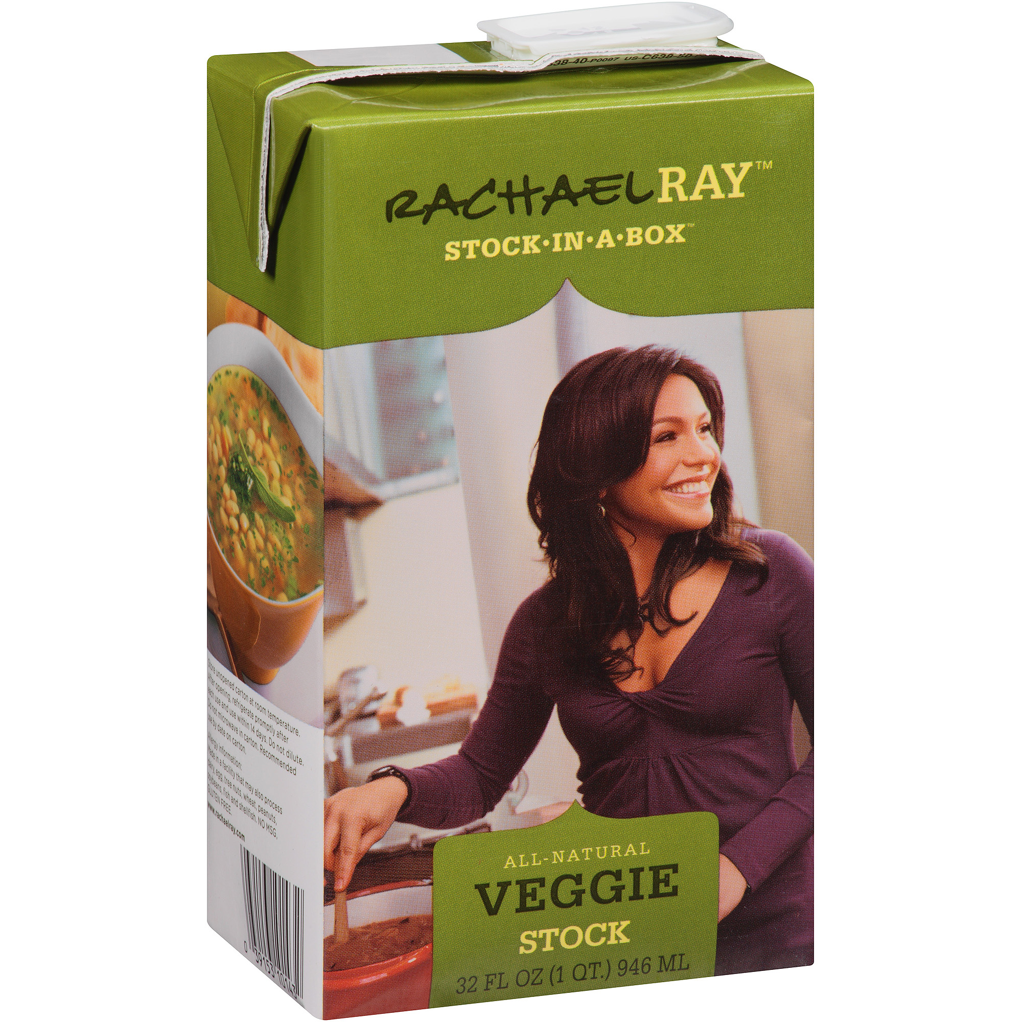 Rachael Ray Veggie Stock, 32 fl oz