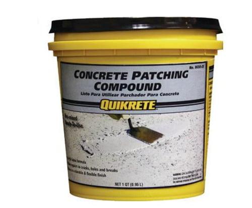 1 Quart Quikrete Concrete Patching Compound