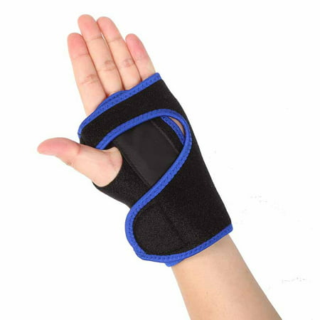 Nicesee Wrist Hand Brace Support Medical Arthritis Sprain Stabilizer Strap ()