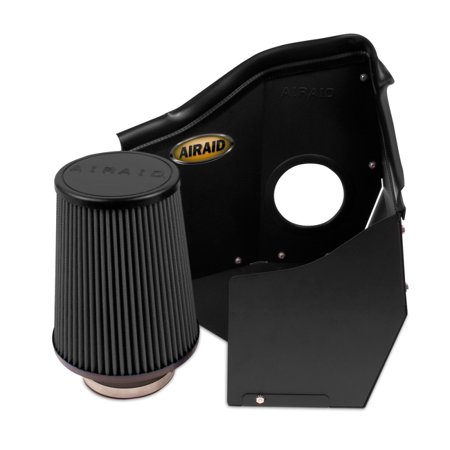 Airaid Retro Fit CAD Assembly for 200-102 kit w/o Tube (Dry / Black Media)