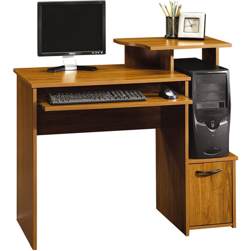Sauder Beginnings Student Desk, Multiple Finishes