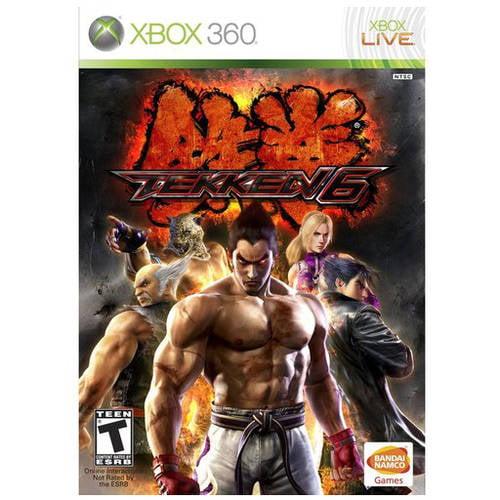 Tekken 6 (Xbox 360) - Pre-Owned