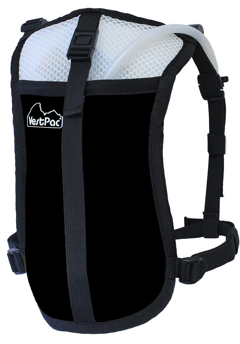 Vestpac H2O Hydration Pack, Black by Waterbrands