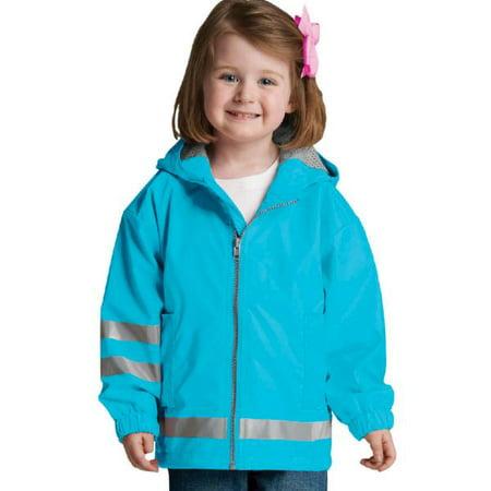 e04d8ceebf7d Charles River - Charles River Apparel Toddler New Englander Rain Jacket-6099  - Walmart.com