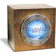 Stargate SG-1: Season 1 9: The Complete Stargate SG-1 Series by