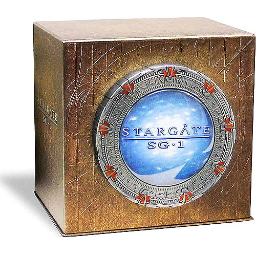 Stargate SG-1: The Complete Stargate SG-1 Series Collection (54-Disc) (Widescreen)