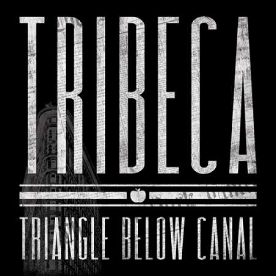 TRIBECA Poster Print by Jace Grey