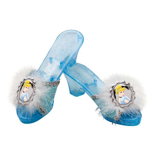 Disguise 18229 Licensed Children'S Costume Cinderella Shoes