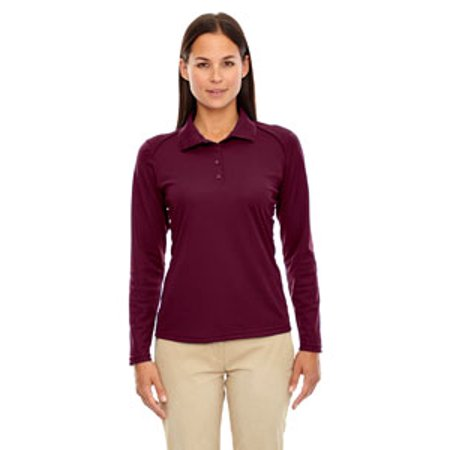 - Ash City - Extreme Ladies' Eperformance™ Snag Protection Long-Sleeve Polo
