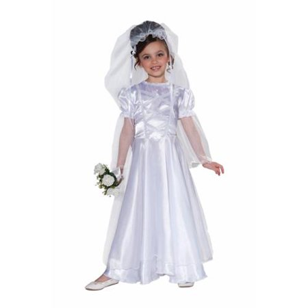 Little Wedding Belle Costume Child