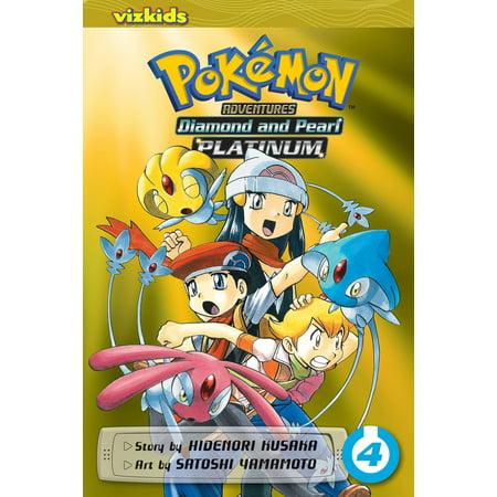 Pokemon Adventures: Diamond & Pearl Platinum: Pokémon Adventures: Diamond and Pearl/Platinum, Vol. 4 -