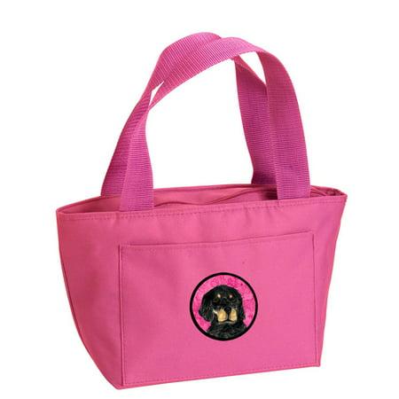 Pink Gordon Setter Lunch Bag or Doggie Bag SS4791-PK