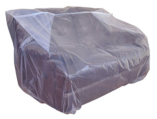 CRESNEL Furniture Cover Plastic Bag For Moving And Storage For Sofa