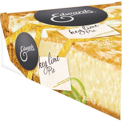 Edwards Slices Key Lime Pie, 3.25 oz