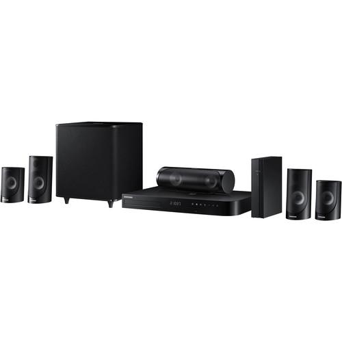 Samsung 5.1-Channel 1000W Bluetooth 3D Smart Blu-ray Home...