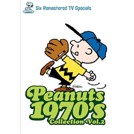 Peanuts 1970s Collection : Volume 2 Charlie Brown Linus Lucy