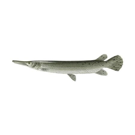 Alligator Gar (Atractosteus Spatula), Fishes Print Wall Art By Encyclopaedia Britannica