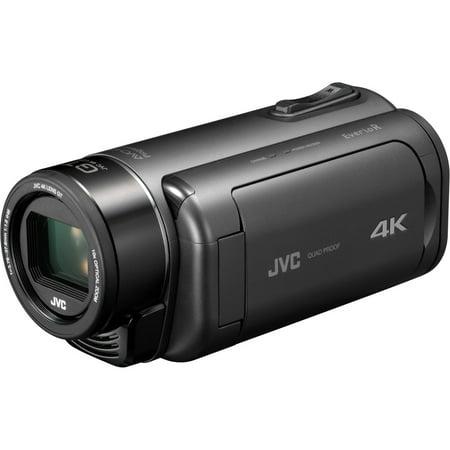 JVC Everio Quad Proof 4K Full HD Video Camera Camcorder (Camera Jvc)